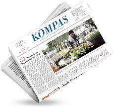 info kerja koran kompas