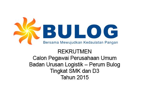 Lowongan Kerja BUMN BULOG Persero Terbaru NOVEMBER 2017