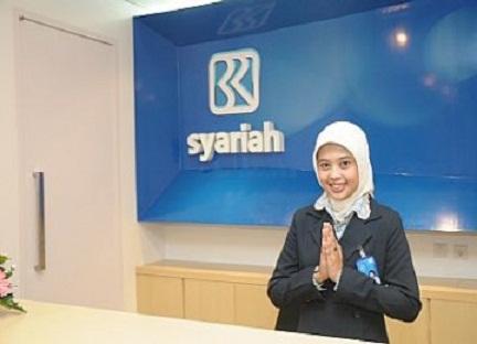 loker bank bri syariah