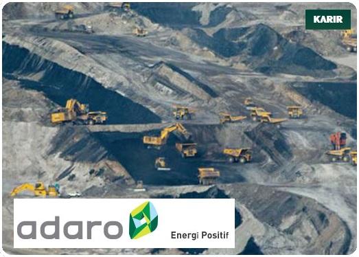 Rekrutmen PT Adaro Energy