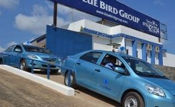 Loker Blue Bird Group