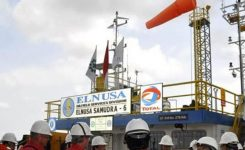 pabrik minyak dan gas