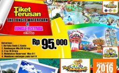tiket Promo The Jungle Waterpark