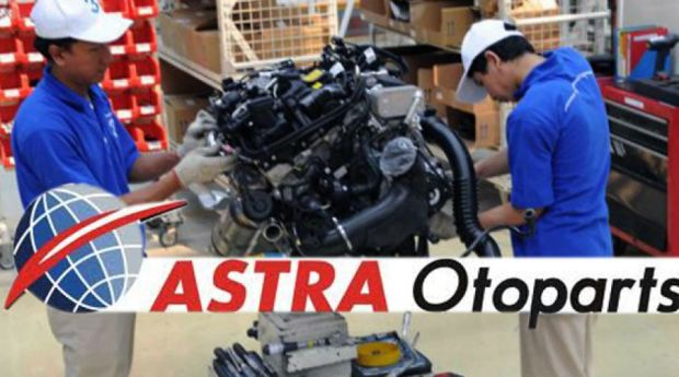 Lowongan Kerja ASTRA OTOPARTS Terbaru