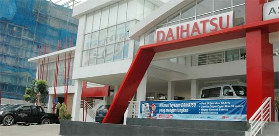 Loker daihatsu motor