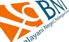 Info lowongan bank bni