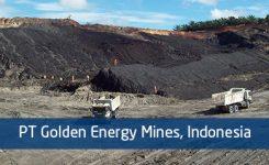 lowongan kerja PT. Golden Energy Mines, Tbk. (GEMS)